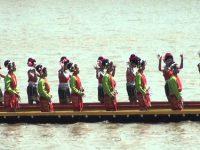 งานประเพณีไหลเรือไฟไทญ้อ
